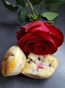 muffins aux fruits rouges weight watchers