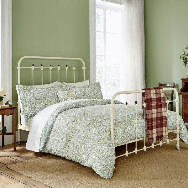 William Morris Willow Bough Sage Green Duvet Cover