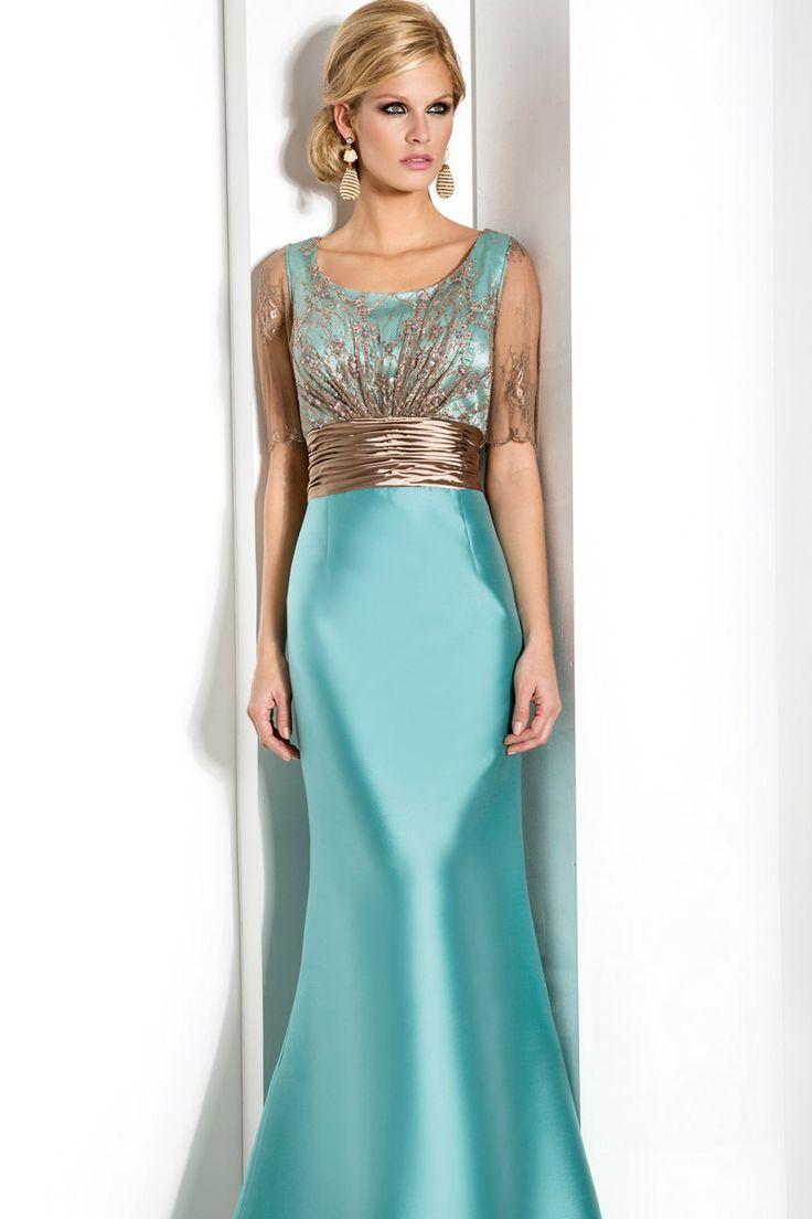 Best 33 vestidos mom ideas on Pinterest | Evening gowns, Wedding ...