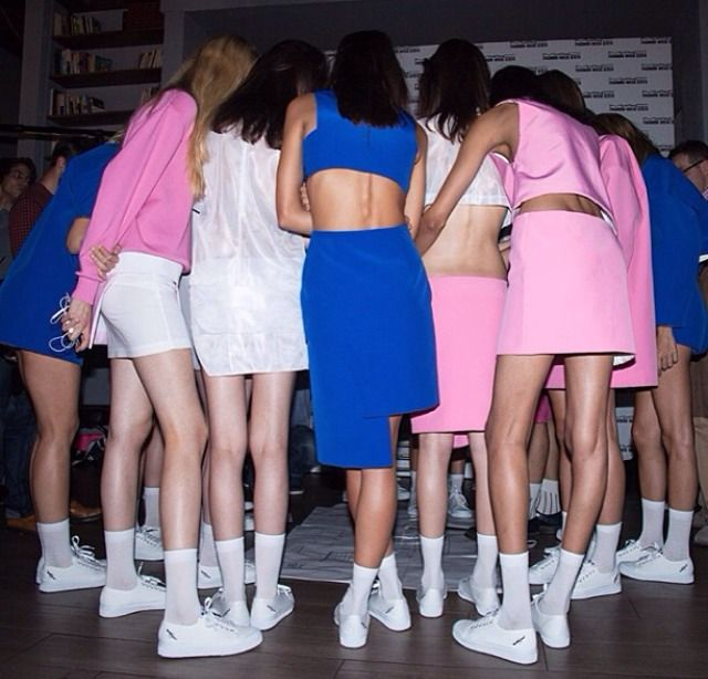 Jacquemus ss 14 photo by Lea Colombo