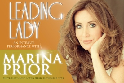 Marina Prior One of Australia's best loved ladies of musical theatre, Marina Prior, will perform her new one-woman show Leading Lady at The Regal Theatre 275 Kensington Road, Kensington, Adelaide from 23 to 25 May at 8.00pm with a 2.00pm matinee on Saturday 25 May.