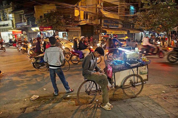 Hanoi: Det perfekte kaos - VG Nett om Reiseliv