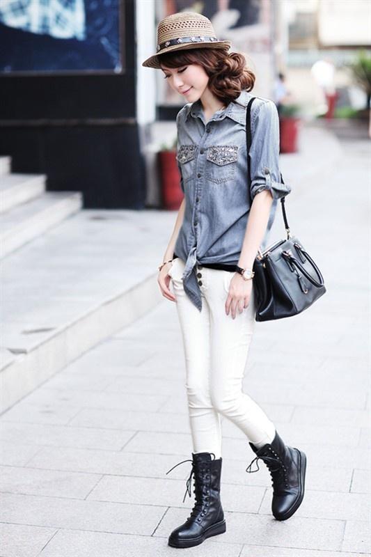 hi street style!!!  #romwe: Style Catches, Trapitos En, Fashion Styles, Street Styles
