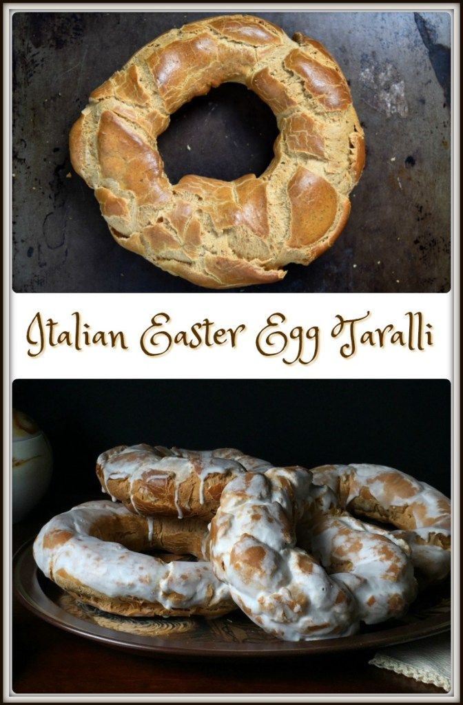 This recipe for the Best Homemade Italian Easter Egg Taralli di Filomena will provide you with the perfect balance between crunchiness and chewiness.