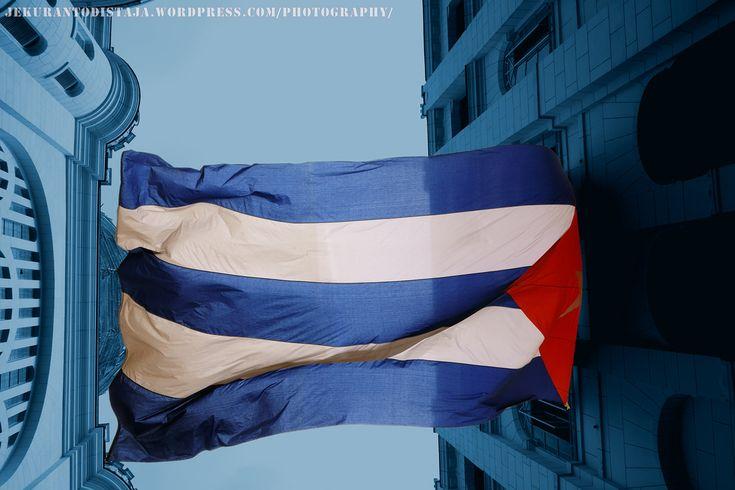 https://flic.kr/p/k74jDe | Cuba | Flag of Cuba in the Museum of the revolution, Havana, Cuba.  500px Prime Zazzle jekurantodistaja.wordpress.com