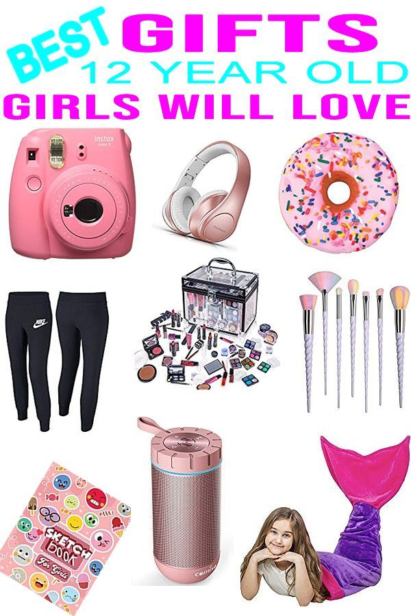 Best Gifts 12 Year Old Girls Will Love Tween girl gifts