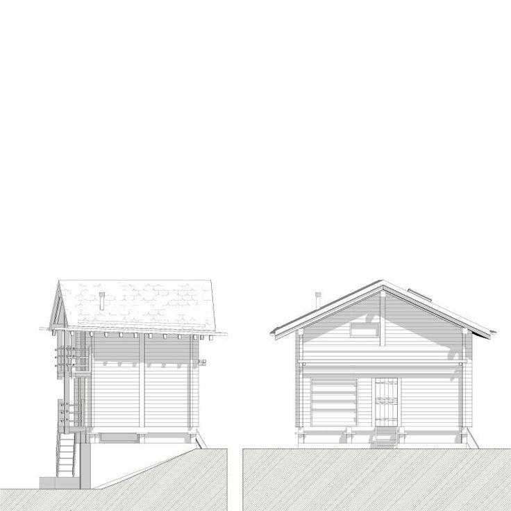 Galeria de Conversão de um celeiro / Alp'Architecture Sàrl - 14