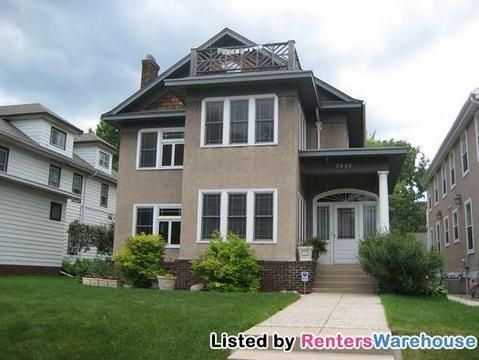 2440 BLAISDELL AVE # 3 MINNEAPOLIS MN 55404 | Renters Warehouse 2 bed 1 bath. All utilities paid. $1450/month.