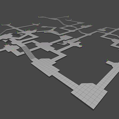 In this tutorial, you will learn how to build complex dungeons from prefabricated parts, unconstrained to 2D or 3D grids. Your players will never run out of dungeons to explore, your artists will...