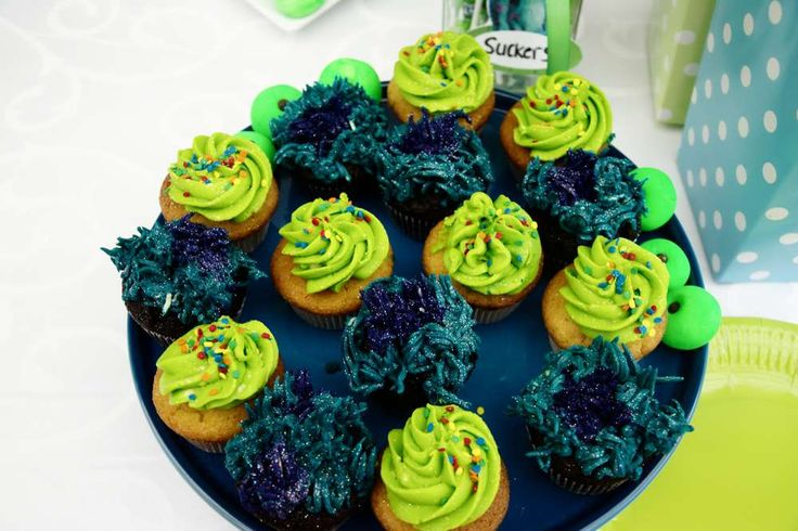 Monsters Inc. Birthday Party Ideas | Photo 1 of 16