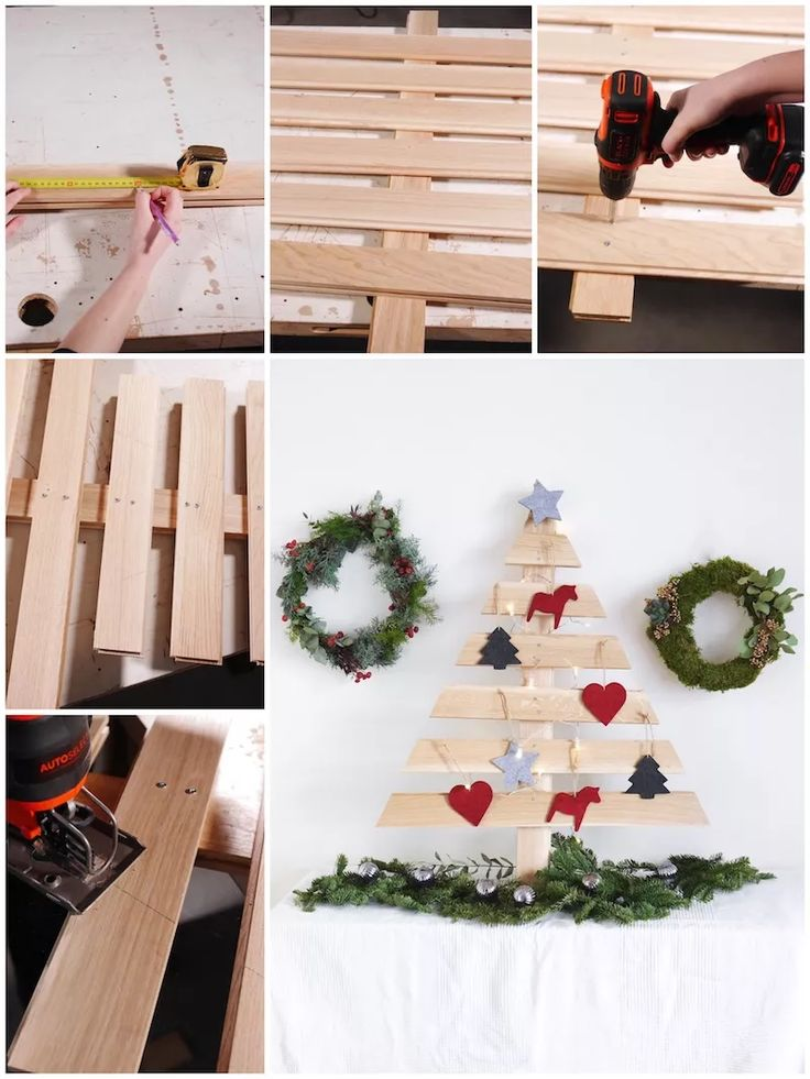 348 best images about diy deco et bricolage on pinterest - Comment faire une belle table de noel ...
