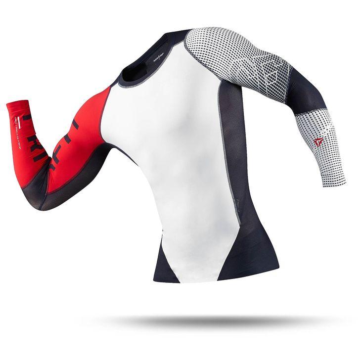 Reebok CrossFit CNTRL II Compression Long Sleeve