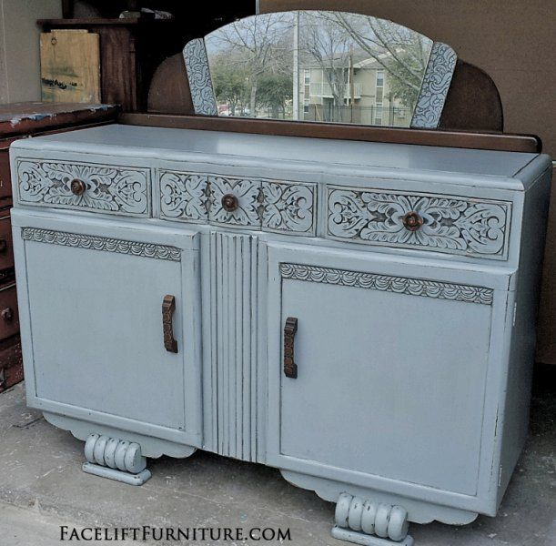 17 Best Images About Hutches Cabinets Buffets On Pinterest Hutch Cabinet Vintage China