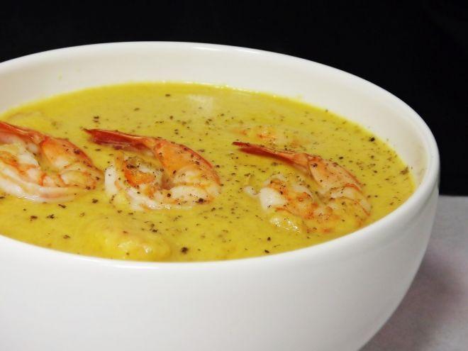 Receita Prato Principal : Bisque de camarão de Buonissima