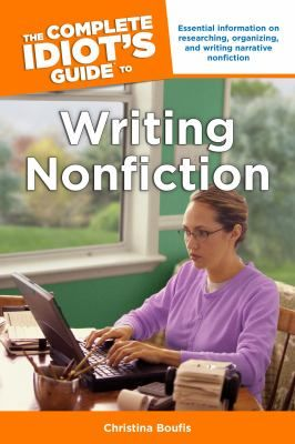 This guide will define narrative nonfiction, list the literary building blocks and teach you how to research your desired subject. Next, you'll find tricks for remembering details of events to use later, how to conduct interviews, how to craft several types of narrative stories and how to create captivating prose. Plus, you'll learn how to find inspiration and overcome obstacles such as stalled motivation or inhibitions and finally, how to find markets to get your work published.