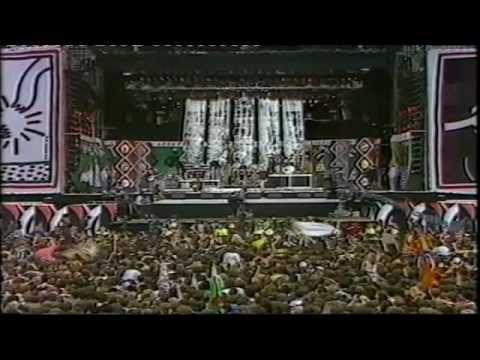 "Simple Minds & Peter Gabriel: ""Biko"" - Mandela's 70th b-day concert @ Wembley, June 1988"