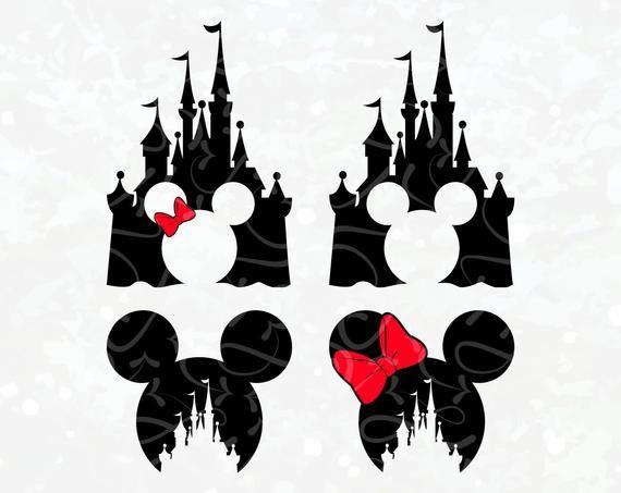 Disney Castle Svg Circuit Disney Castle Silhouette Png Pdf Etsy Disney Castle Silhouette Disney Castle Castle Silhouette