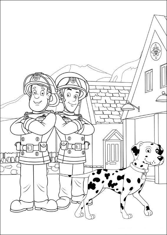 36 best Feuerwehrmann Sam images on Pinterest | Feuerwehrmann sam ...
