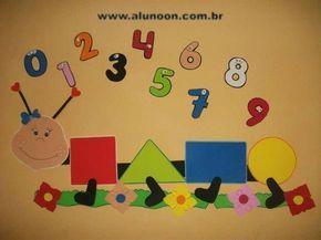 43 ideias de Decoração, tema Centopeia - Educação Infantil - Aluno On