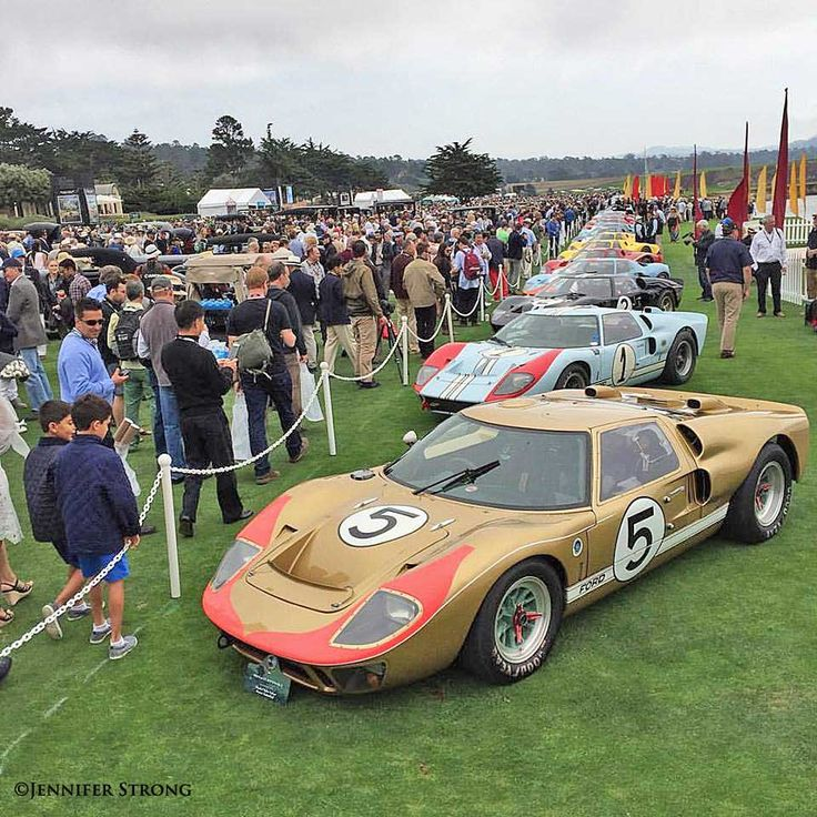 Gt Racing 2 The Real Car: 544 Best Ideas About GT 40 On Pinterest