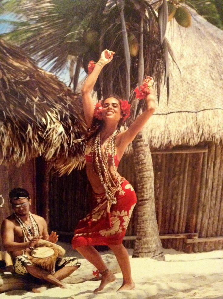 how to dance tahitian for beginners