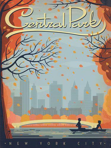 Central Park - New York city -