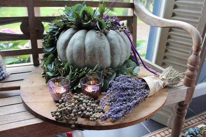 decoratie voor de herfst