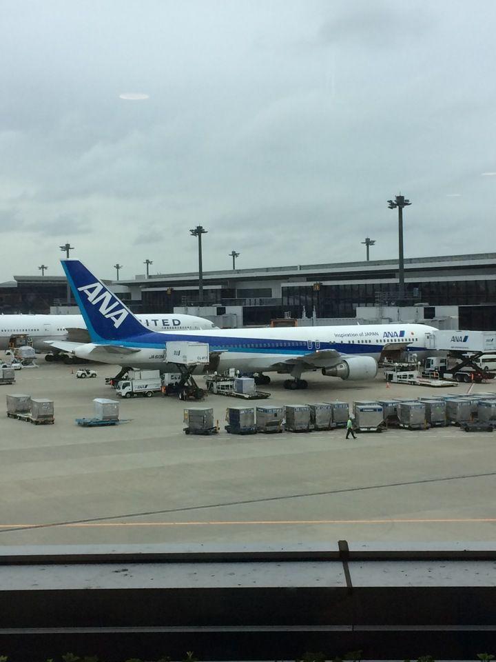 成田国際空港 (Narita International Airport) (NRT) en 成田市, 千葉県