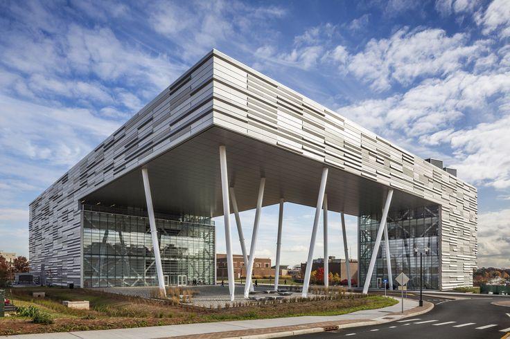 Escola de Administração Rutgers / TEN Arquitectos