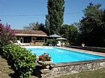 Villa rentals in Monclar, Aquitaine, Lot et Garonne, France FR8637