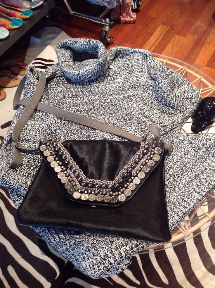 Amazing knits bags and of course skulls all at jfahri.
