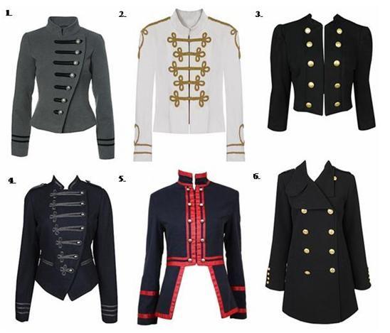 military fashion - Google Search
