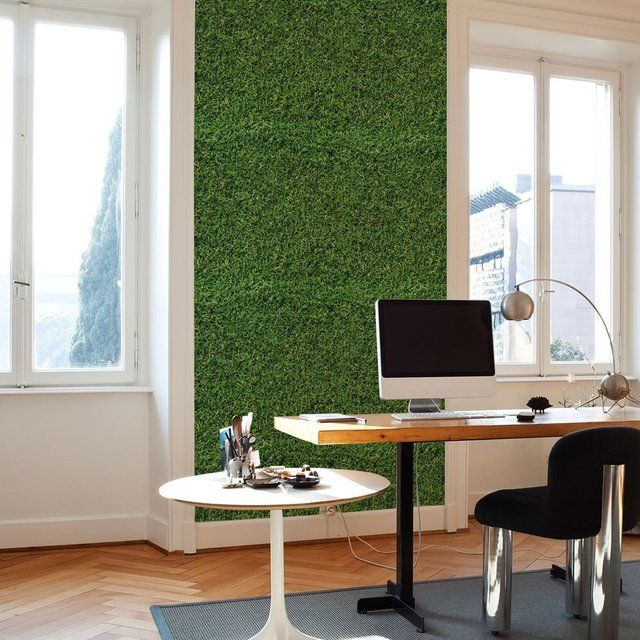 Grass Field Wallpaper #Decorative, #Relax, #Wallpaper