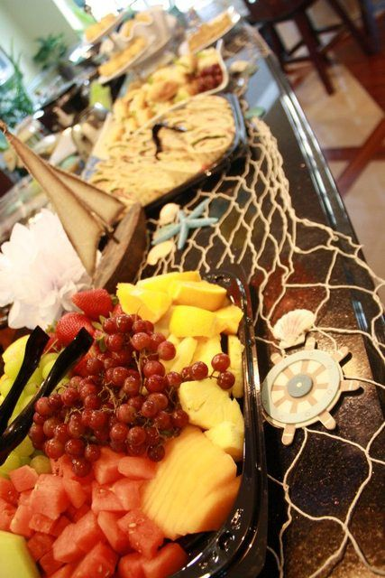 """Photo 2 of 36: Nautical / Baby Shower/Sip & See """"Nautical Baby Shower"""" 