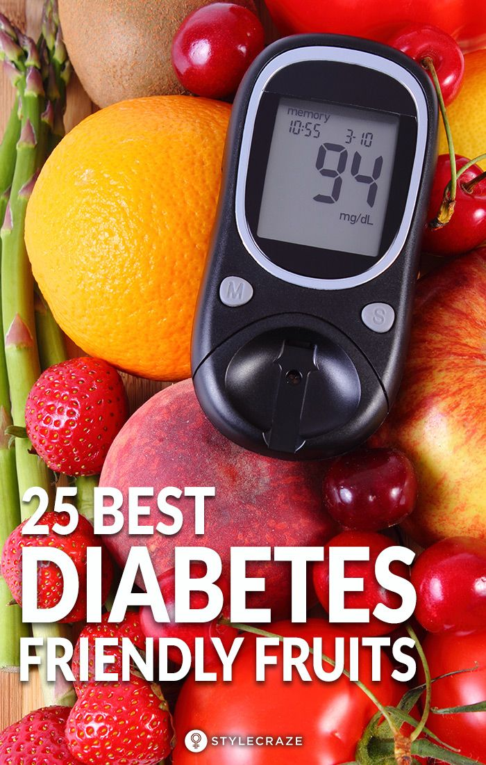 Can You Get Diabetes From Fruit Sugar Pin On Healthy Life