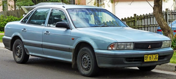 1991 Mitsubishi Magna