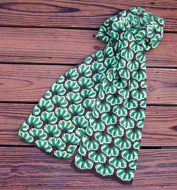 Ravelry: Lothlorien pattern by Natalia Moreva