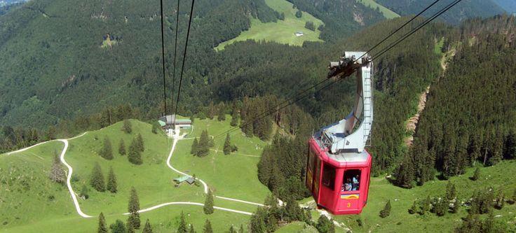 Chiemgau, Germany-Bavarian Alps