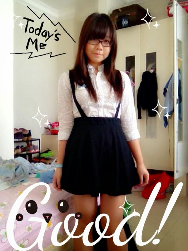 Sylvia's kawaii world: Flare Skirt and its twirls