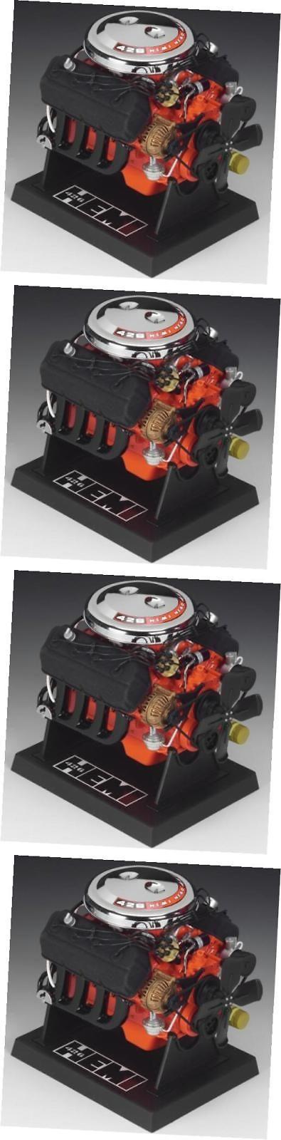 Hot Rod 2582: Hemi 426 Engine Replica, 1 6Th Scale Die Cast -> BUY IT NOW ONLY: $55.53 on eBay!