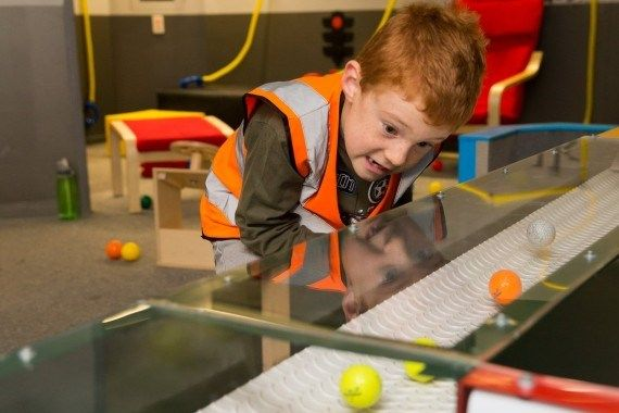 Tinkering Tots Play Gallery|MOTAT Auckland