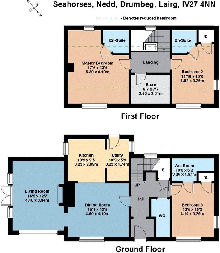 519 best Floor plans three images on Pinterest   Floor plans ...