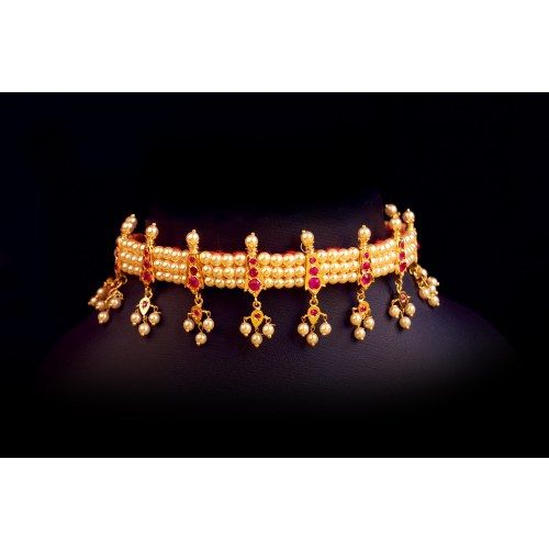 Online Shopping for (Chinchhaar) MAHARASHTRIAN TRADITIO | Necklaces | Unique Indian Products by pure n precious jewels  - MPURE61010351980