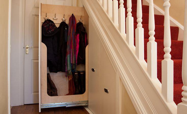 Bespoke storage - Matthew McCrossan (Alcove furniture, fitted furniture, storage solutions, bespoke furniture, designer and cabinet maker Newcastle upon Tyne)