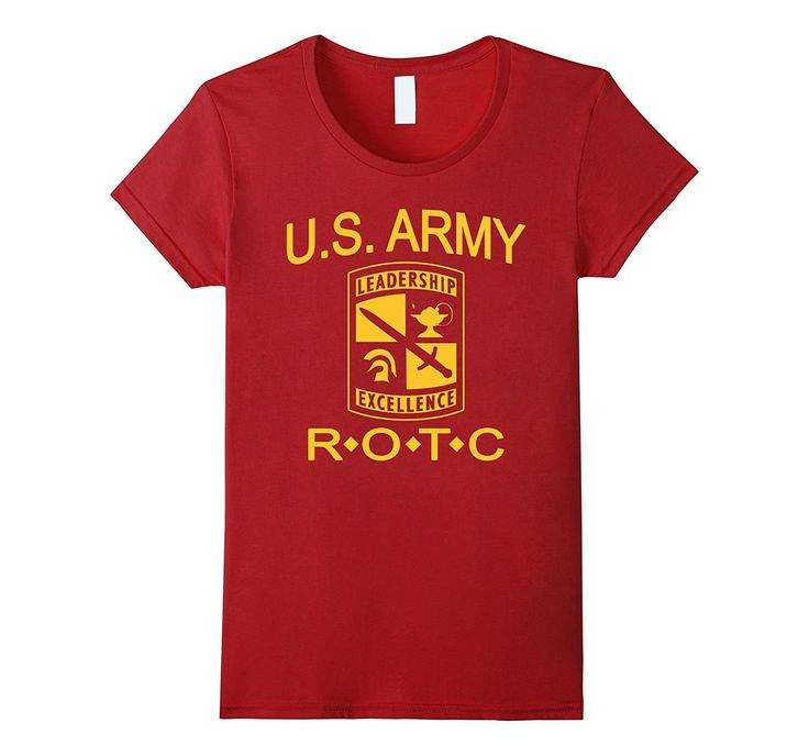 US Army Reserve Officer Training Corps Shirt by RangerTees