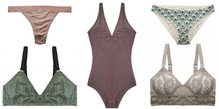 Inspiration: 8 x fair & sustainable European underwear brands (Dutch)