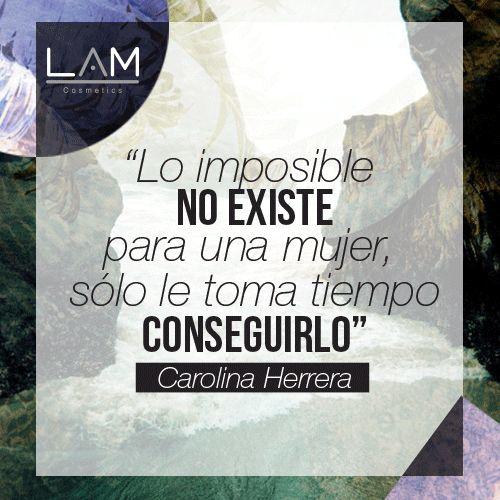mujer inspiración