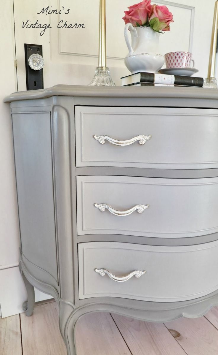 2521 Best Gray Painted Furniture Images On Pinterest