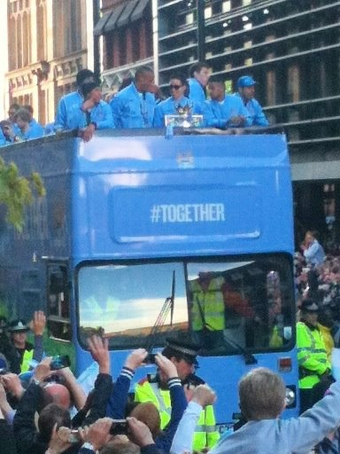 Man City, what a great way to win the league !