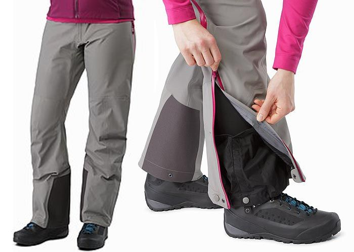 Creative Waterproof Over Trousers Pants Fishing Hiking Motorcycle Mens Womens